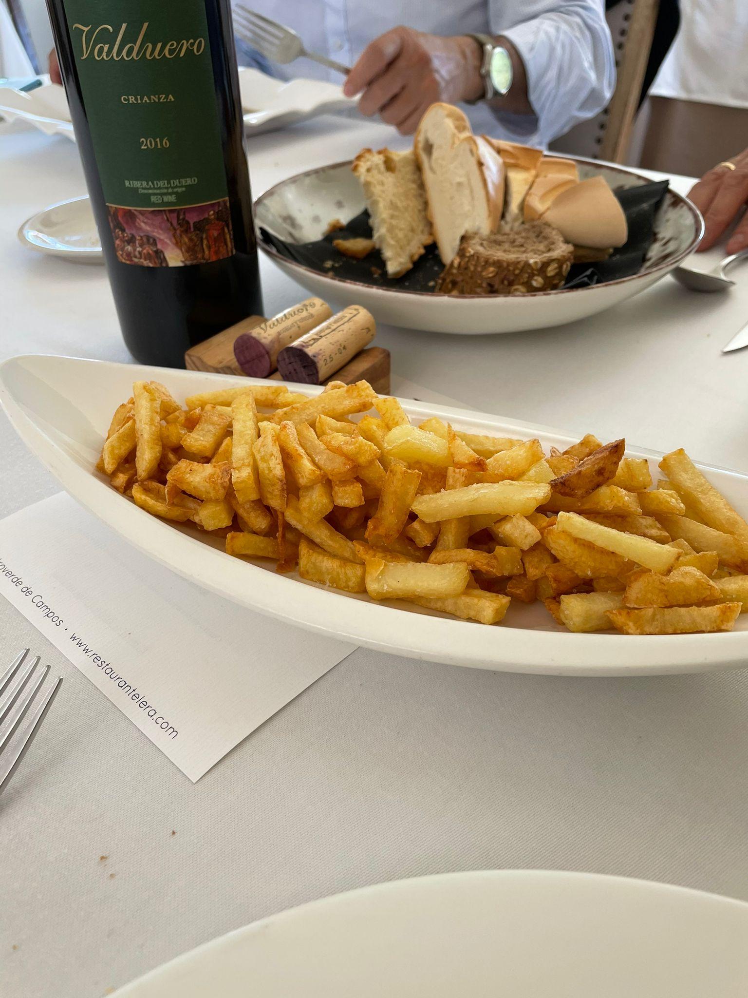 Reseñas gastronómicas. Restaurante Lera en Castroverde de Campos 11