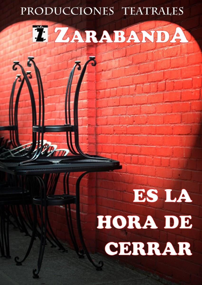El Teatro Municipal de Cubillos del Sil presenta este sábado 'Es la hora de cerrar' 2