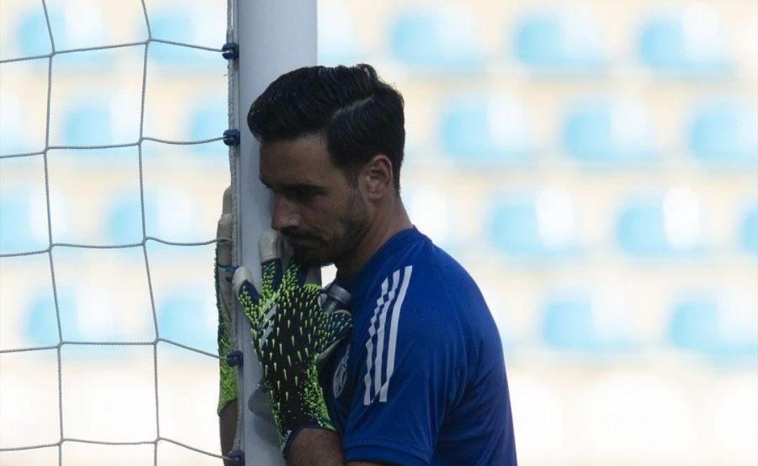 Gianfranco Gazzaniga se despide de la afición blanquiazul 1
