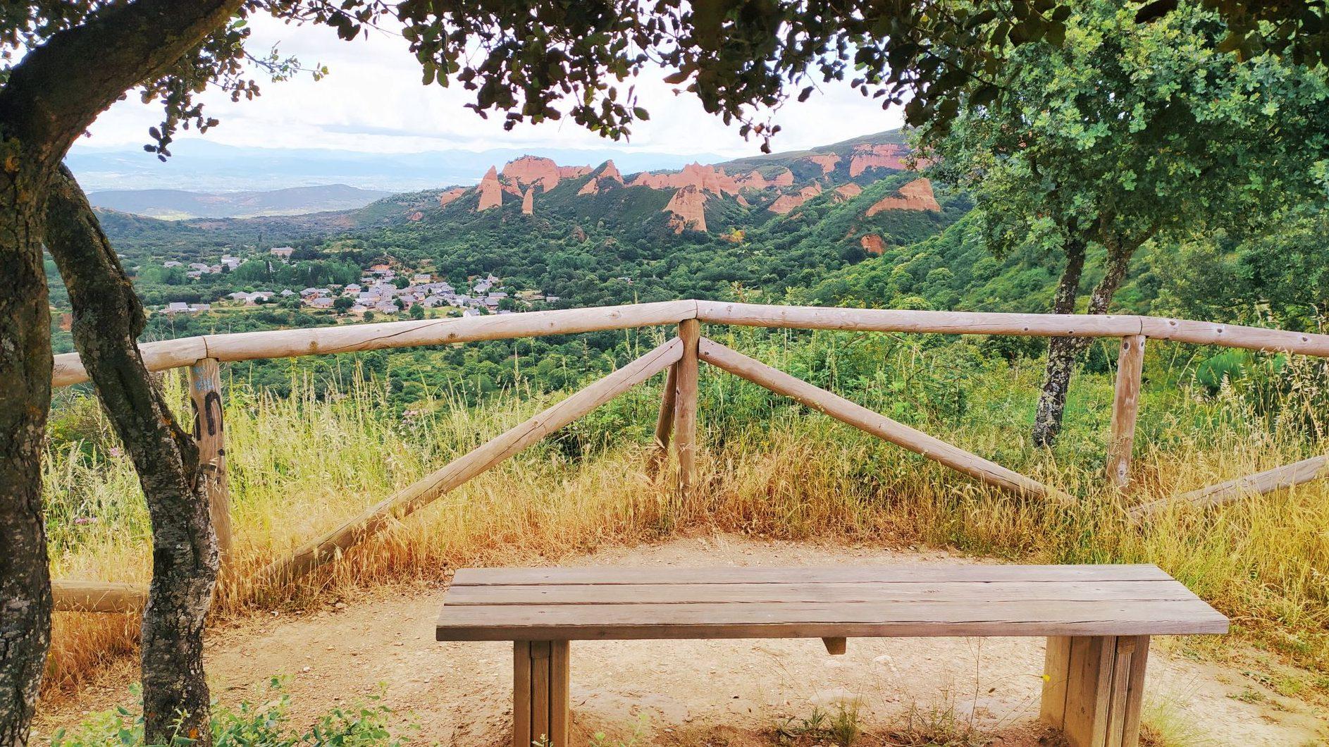 La casa del Parque de Las Médulas organiza rutas durante el mes de mayo por la senda del Reirigo 1
