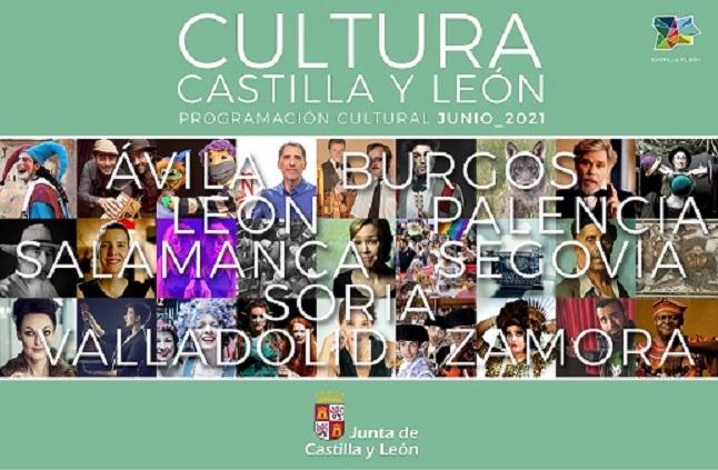 La Junta ofrece más de 800 actividades culturales para el mes de junio con una programación basada en la cultura cercana y abierta a la participación 1