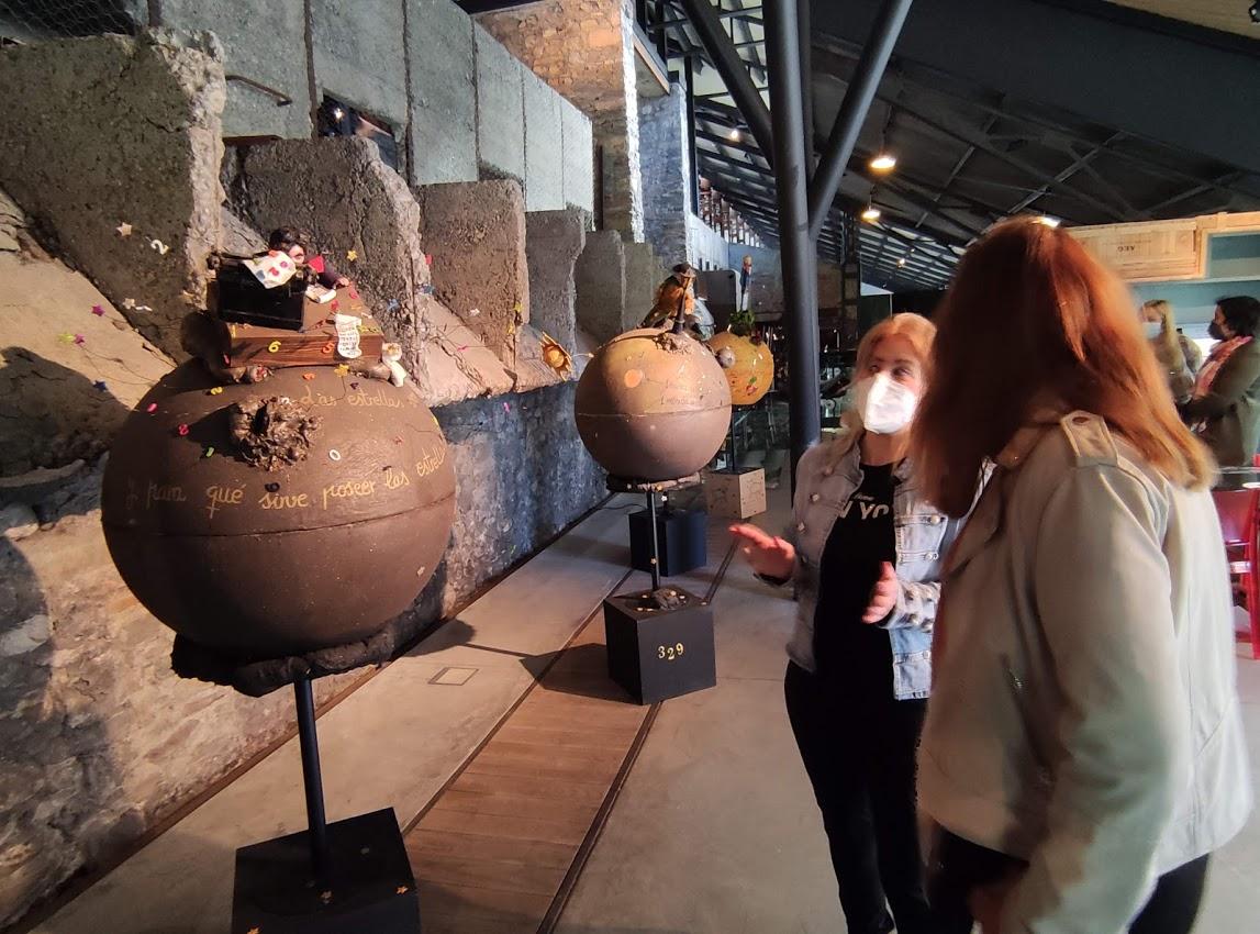 El Principito 'pensado para niños' en la nueva exposición del Museo de la Energía 1