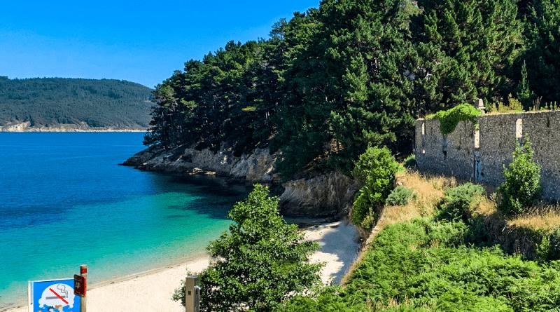 Estas son las playas con bandera Azul que disfrutaremos los bercianos en Galicia 1
