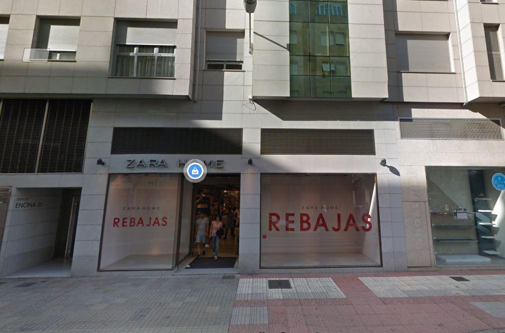 ZARA Home cerrará su tienda en Ponferrada en el mes de julio 1