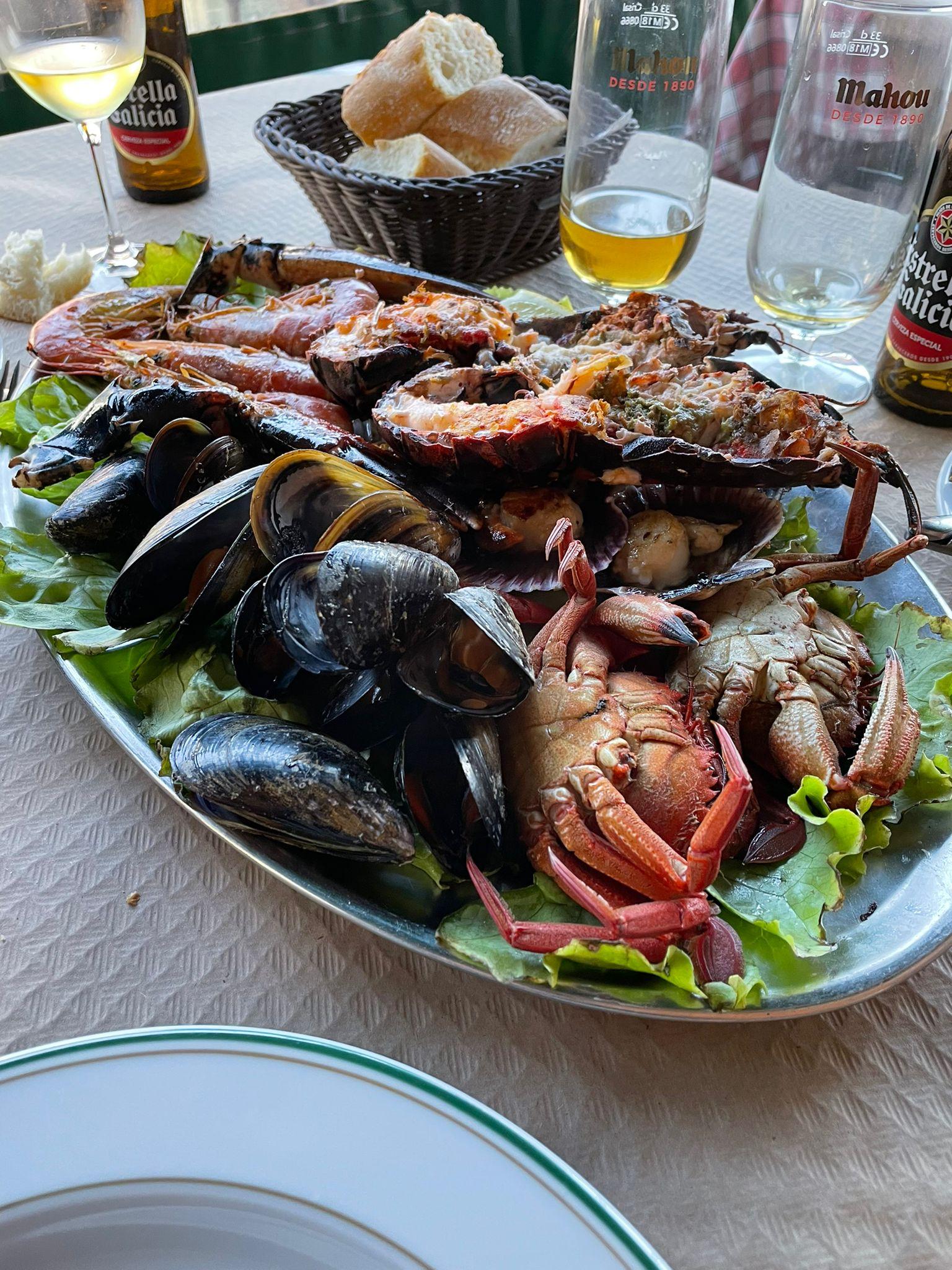 Reseñas gastronómicas: Restaurante La Tortuga en Tazones 2