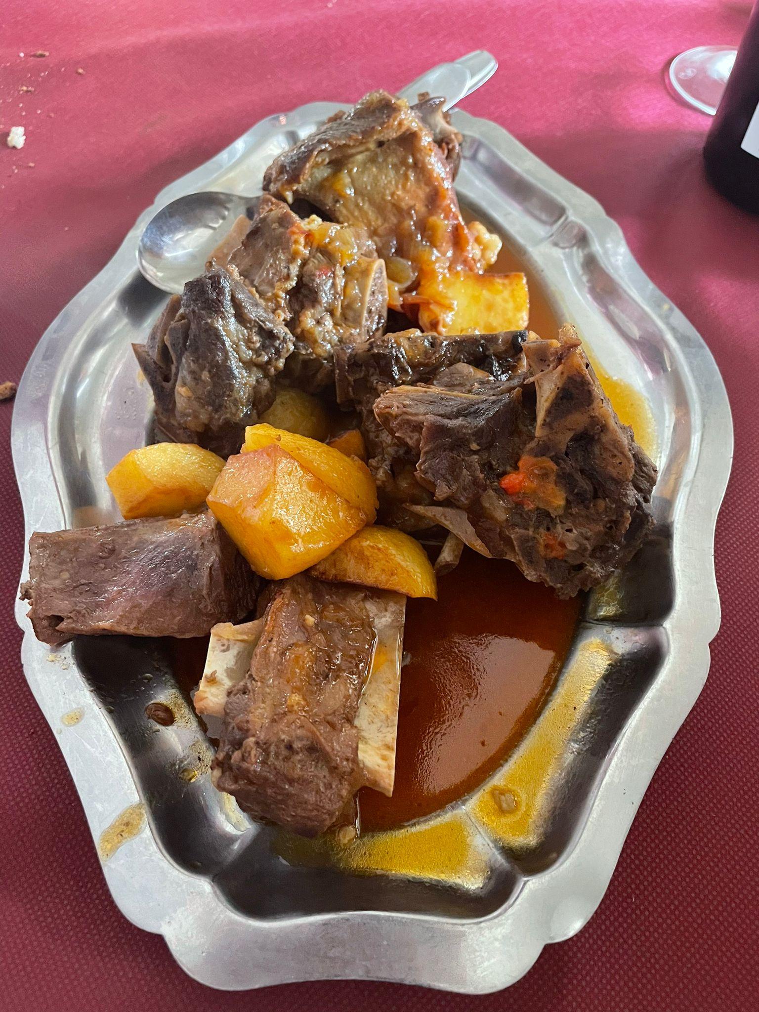 Reseña gastronómica: Restaurante Salomé en Toreno 6