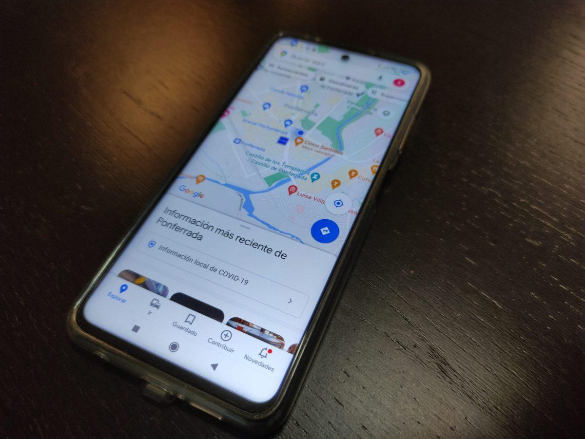 La aplicación Google Maps ya muestra los semáforos en España para que calcules las rutas de forma más precisa 1