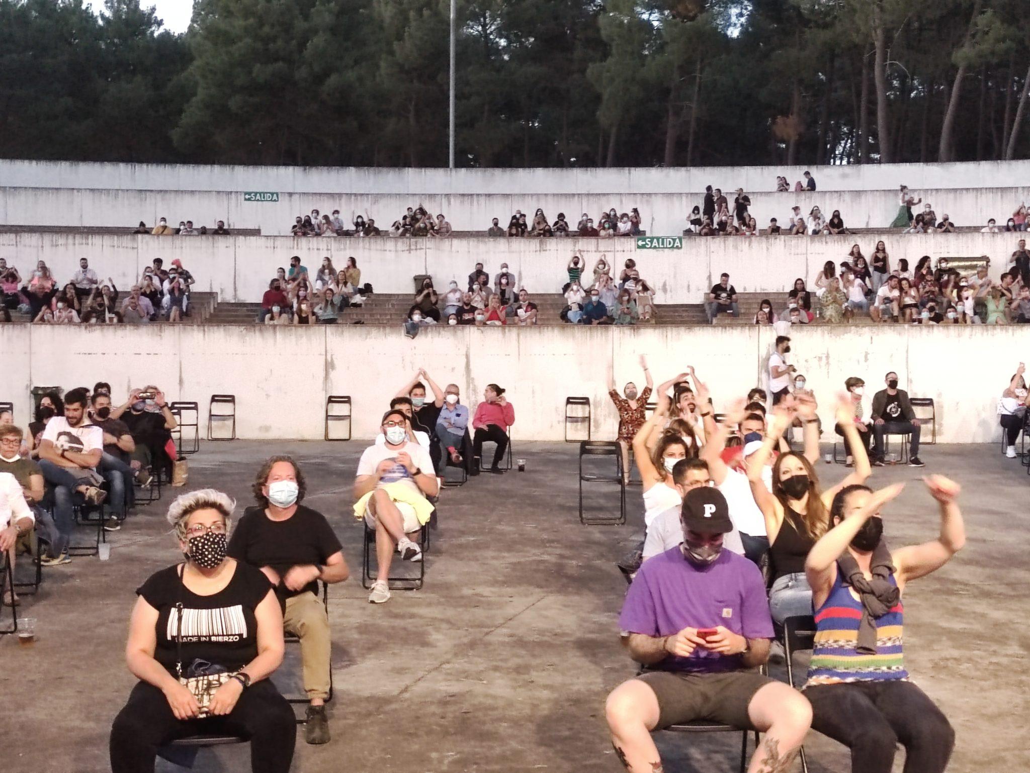 M-Clan abre las Noches del Auditorio con un exitoso concierto acústico 2