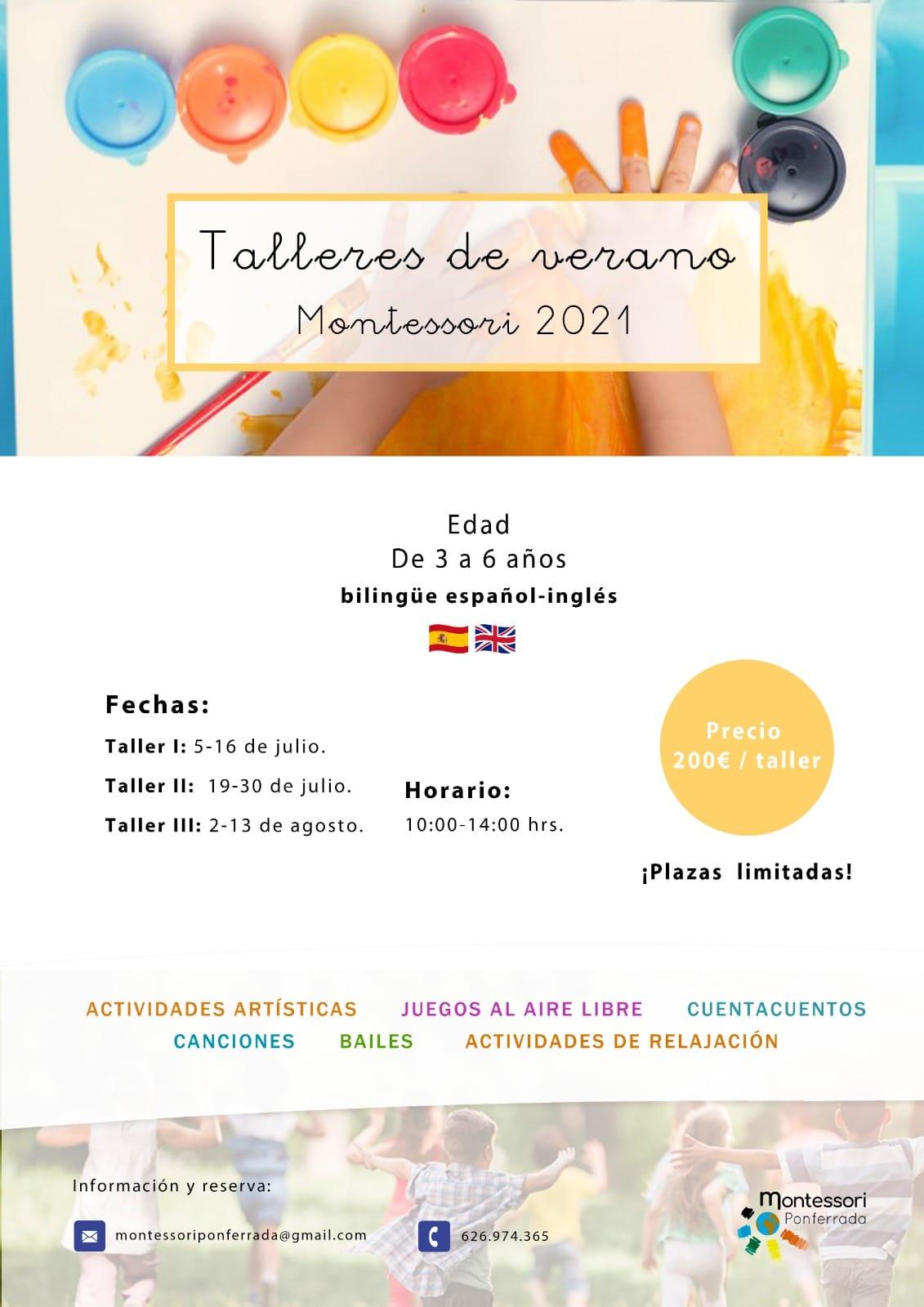 Campamentos y Campus de verano 2021 en Ponferrada y El Bierzo 8