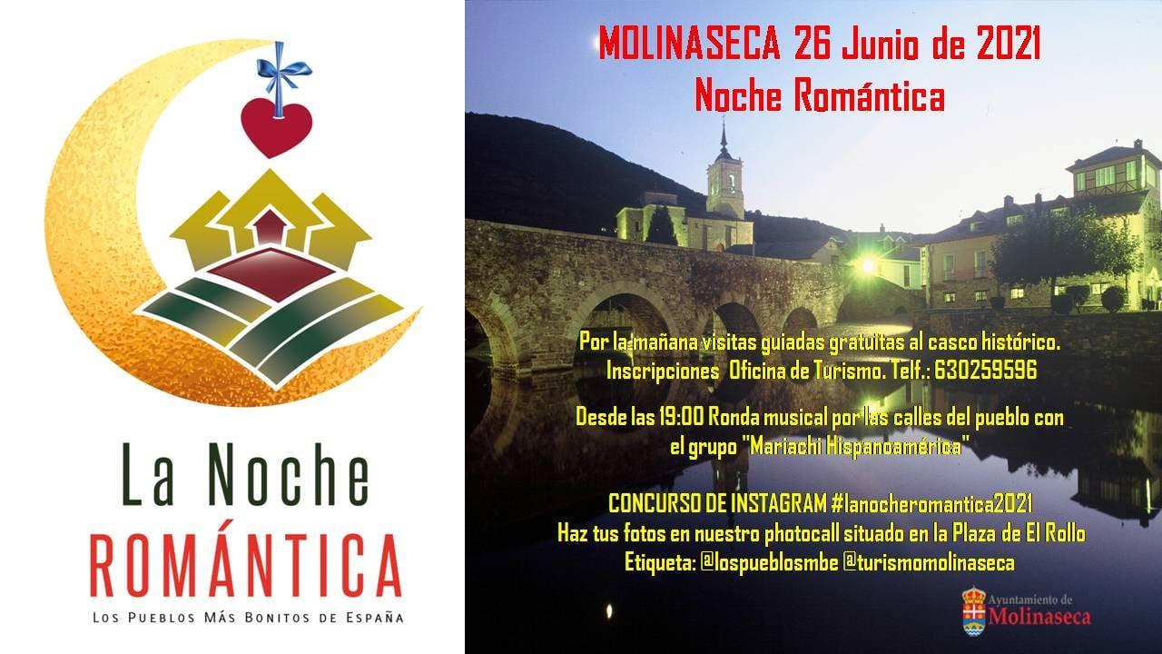 Molinaseca celebrará la Noche Romántica junto al resto de los Pueblos más Bonitos de España 2