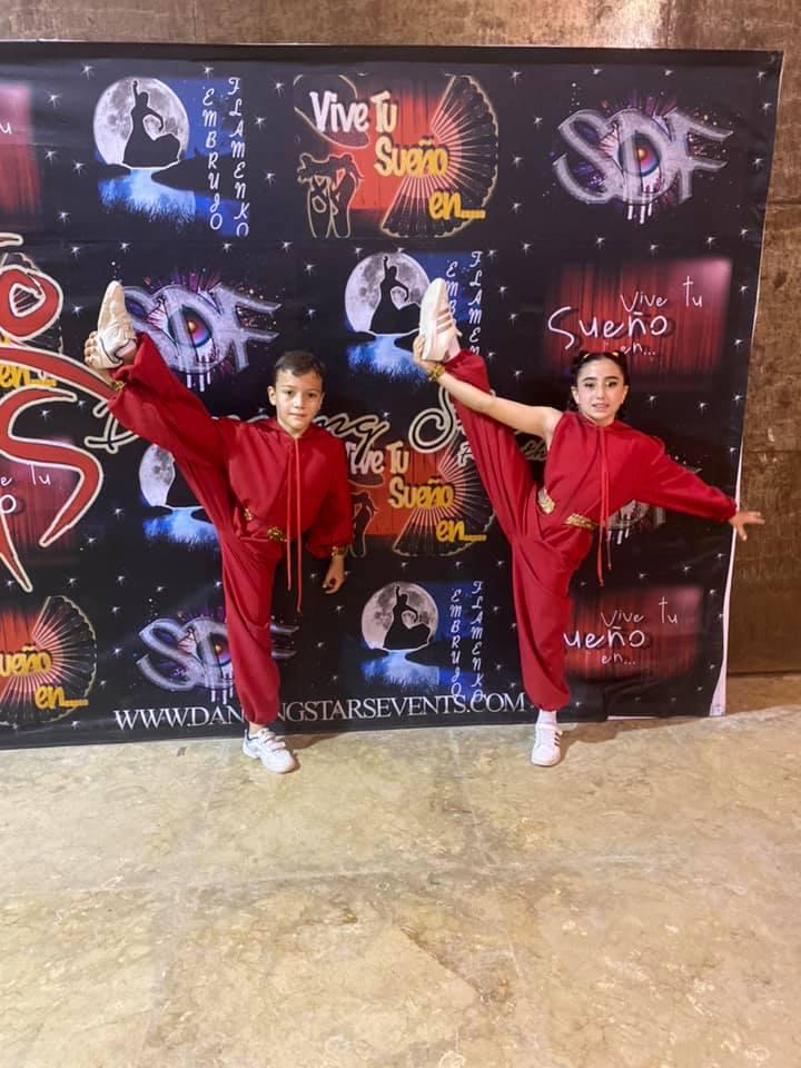 Bailarines bercianos mostrarán su talento en la final de 'Dancing Stars, Vive tu sueño' 7