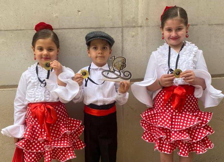 Bailarines bercianos mostrarán su talento en la final de 'Dancing Stars, Vive tu sueño' 1