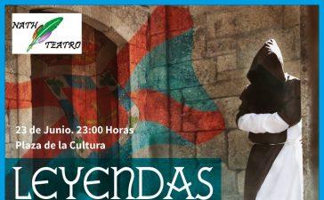 NATH Teatro presenta el espectáculo leyendas en Toreno la noche de San Juan 5