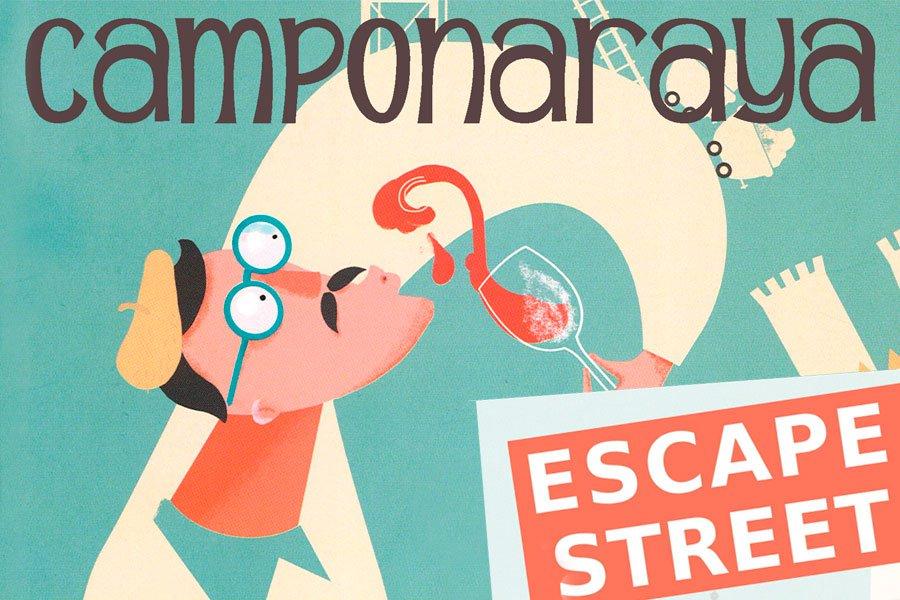 Escape Street, diversión para toda la familia en el Civi de Camponaraya 1