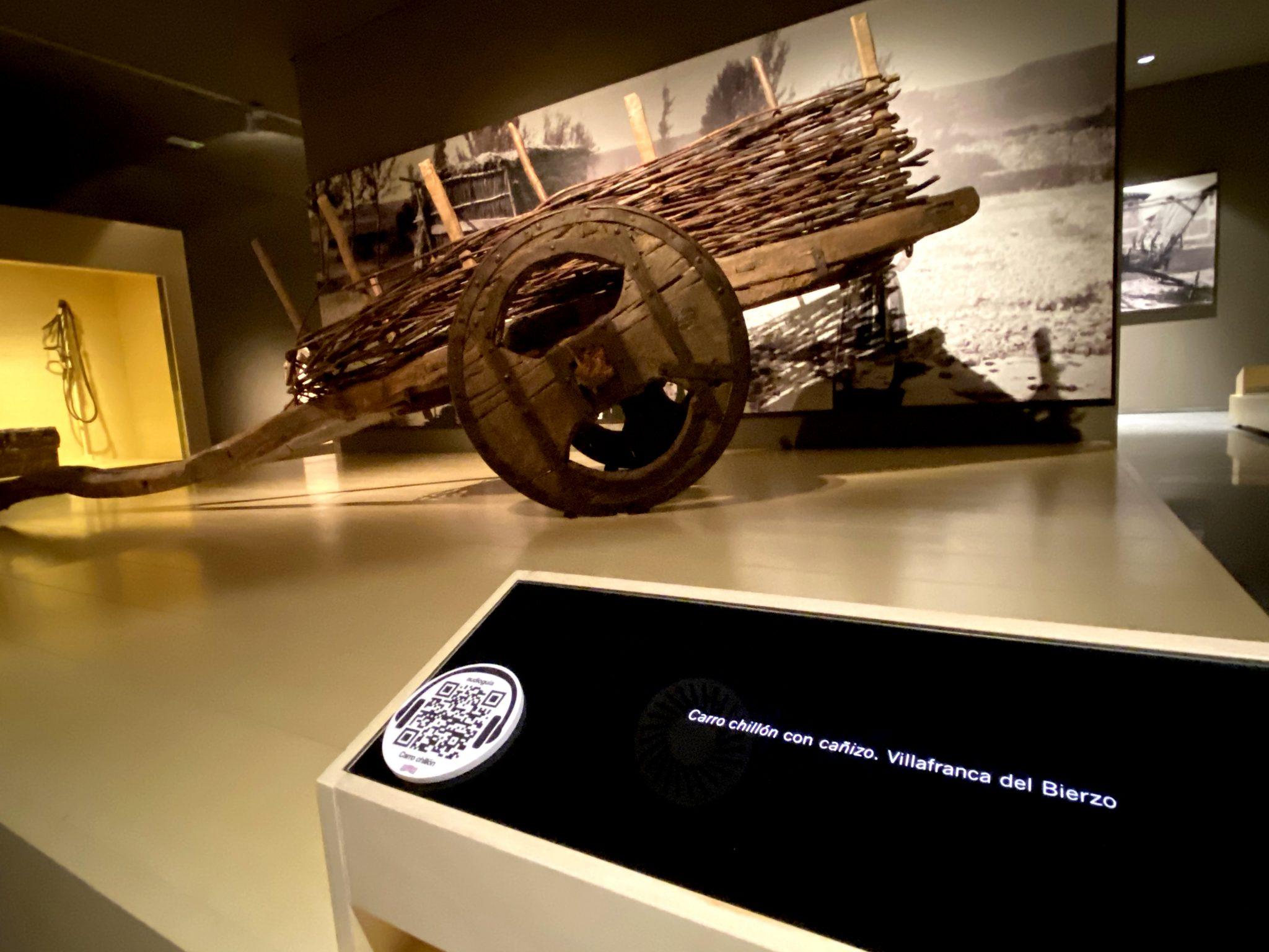 El Museo de los Pueblos Leoneses de Mansilla de las Mulas ya puede visitarse por medio de audioguías 1