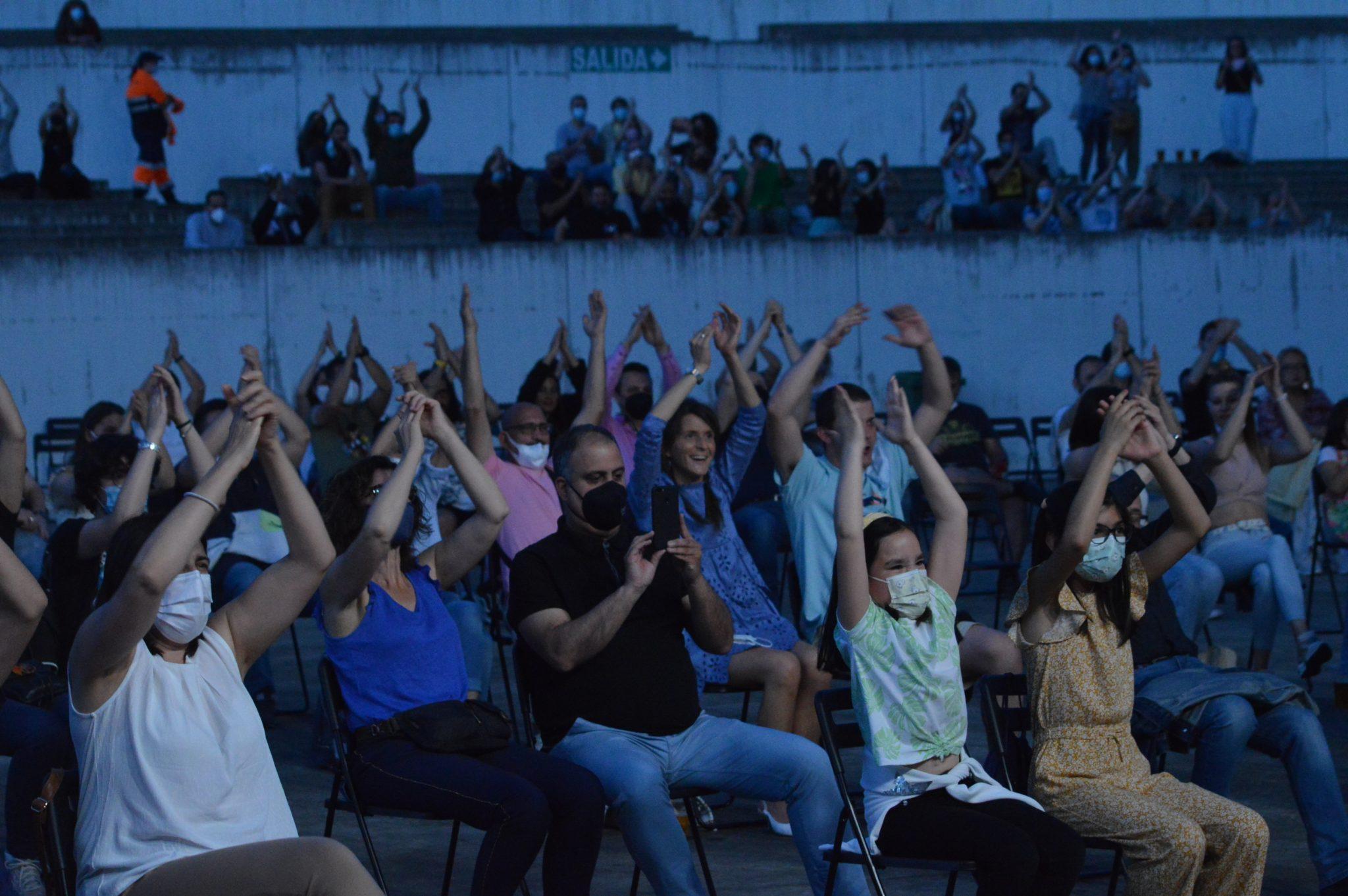 M-Clan abre las Noches del Auditorio con un exitoso concierto acústico 13