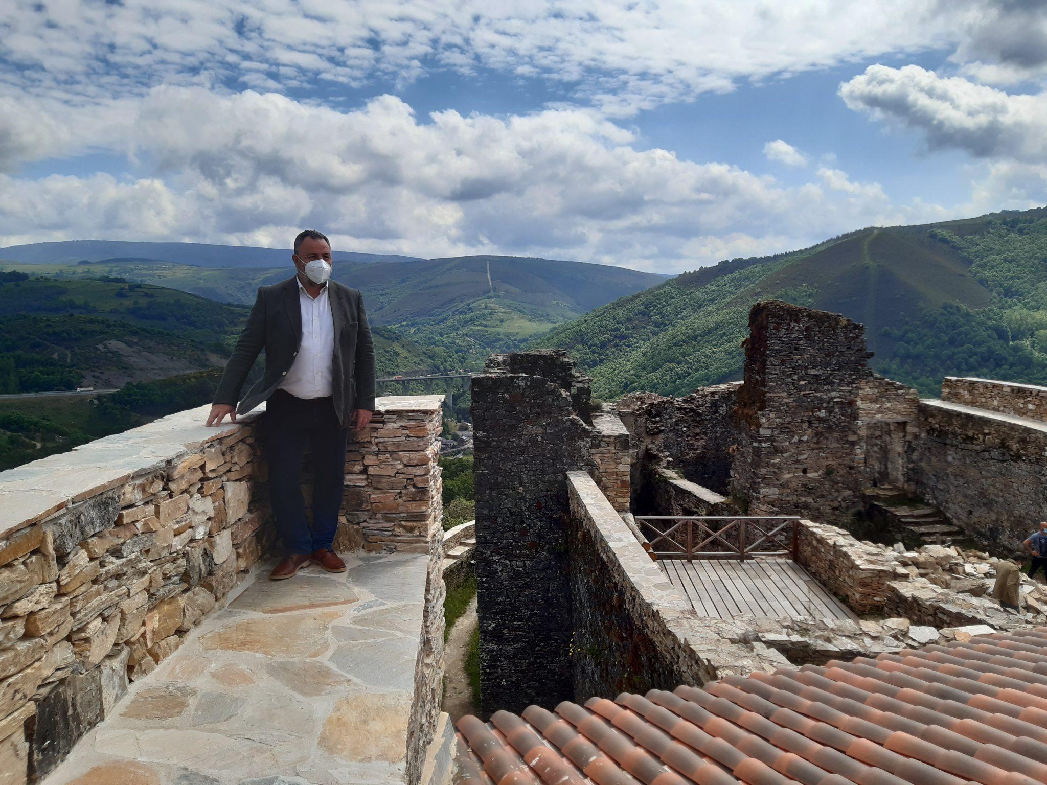 Castillo del Sarracín