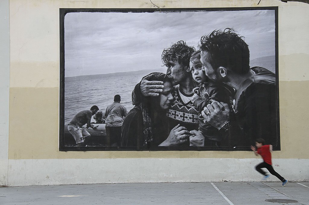 La exposición fotográfica 'Gente Corriente' del ponferradino Luis Vidal llega a la casa de la cultura de Ponferrada 1