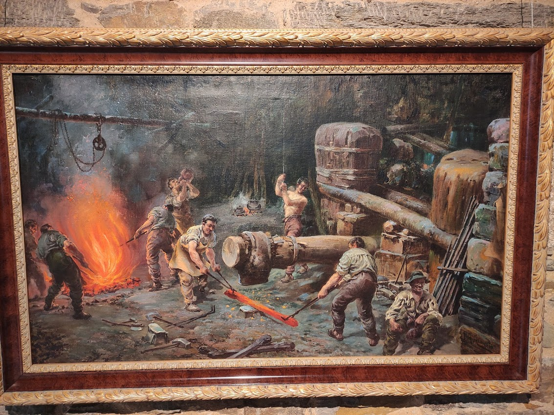 El Museo del Bierzo abre la sala dedicada al siglo XIX en la que se disfruta de la mayor colección de obras del berciano Primitivo Álvarez Armesto 2