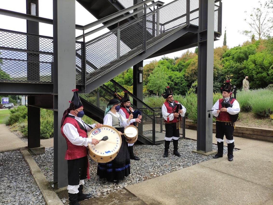 Los actos culturales del Xacobeo 2021 se presentan en el Museo de la Energía 2