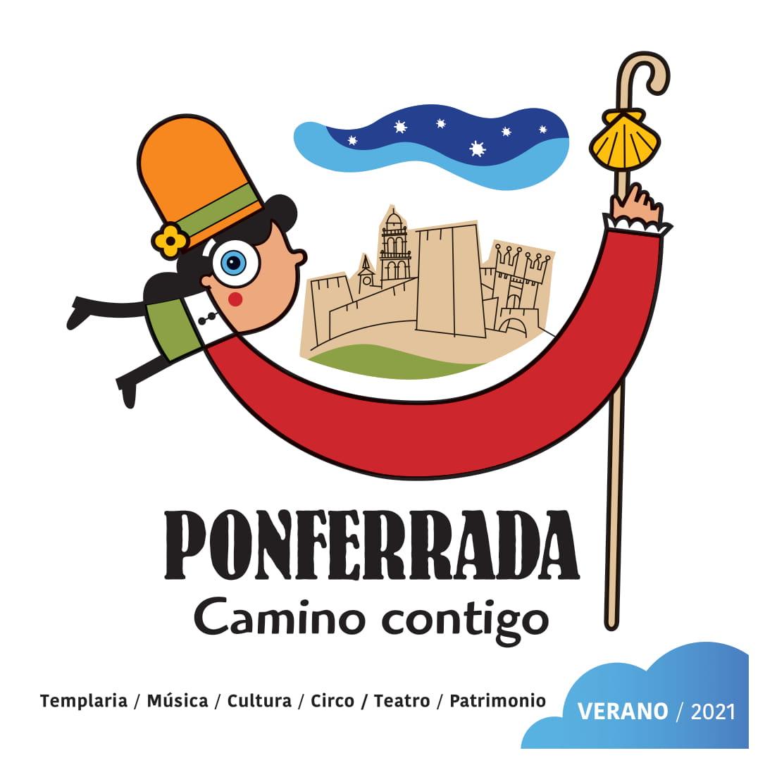 Ponferrada será... música, cultura, monumentos, turismo y más durante el verano de 2021 1