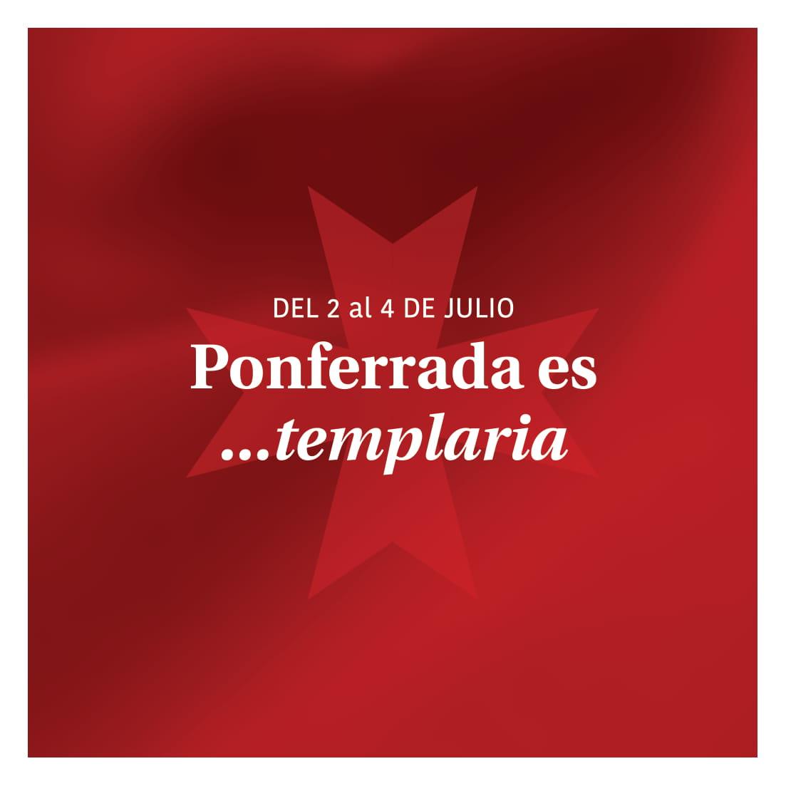 Ponferrada será... música, cultura, monumentos, turismo y más durante el verano de 2021 4