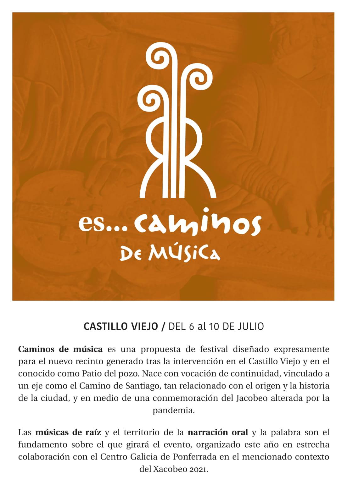 Ponferrada será... música, cultura, monumentos, turismo y más durante el verano de 2021 12