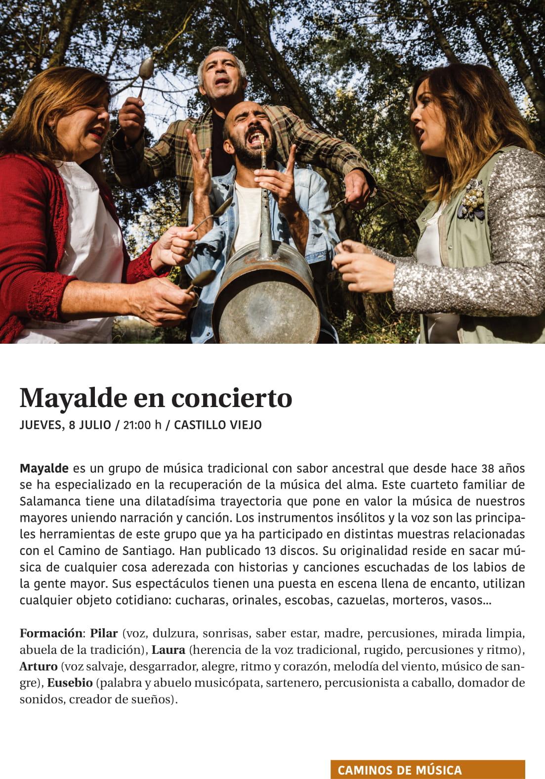Ponferrada será... música, cultura, monumentos, turismo y más durante el verano de 2021 16