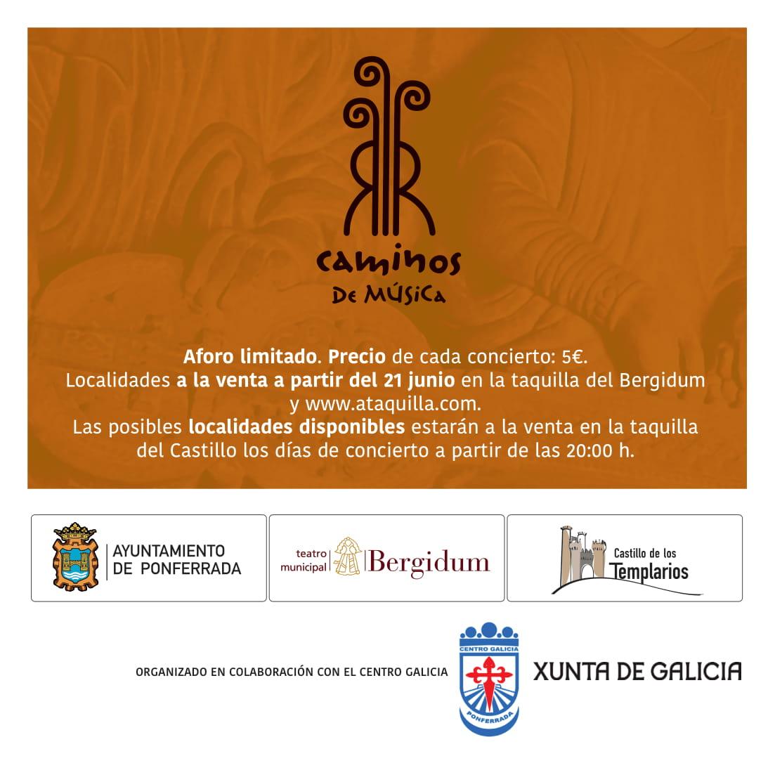Ponferrada será... música, cultura, monumentos, turismo y más durante el verano de 2021 19