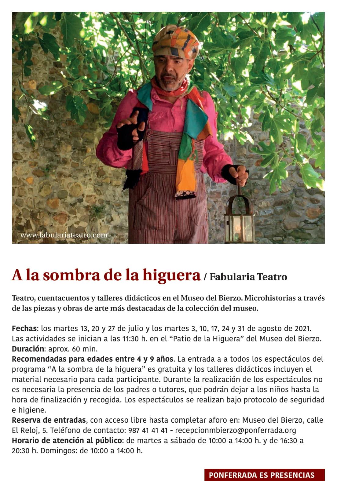 Ponferrada será... música, cultura, monumentos, turismo y más durante el verano de 2021 29