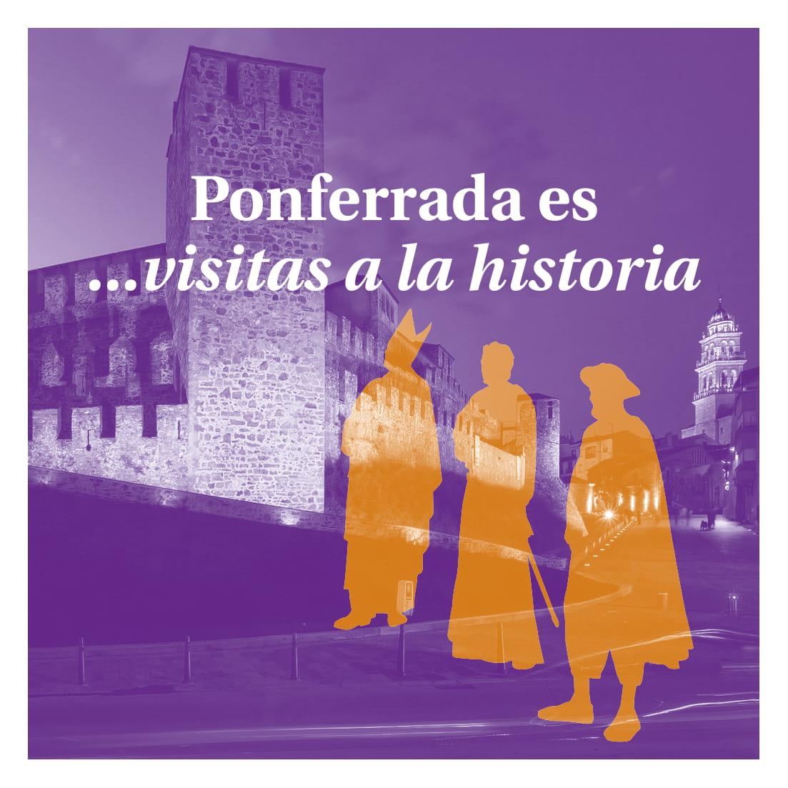Ponferrada será... música, cultura, monumentos, turismo y más durante el verano de 2021 34