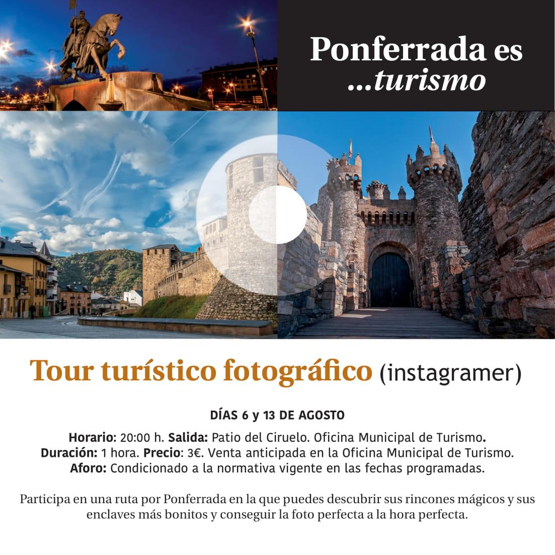 Ponferrada será... música, cultura, monumentos, turismo y más durante el verano de 2021 36
