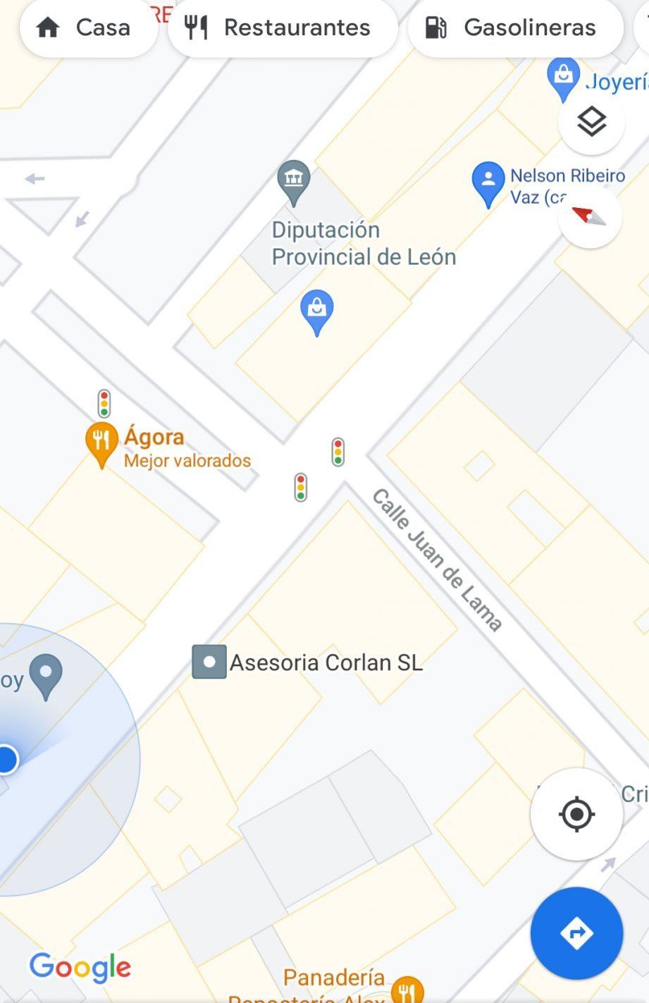 La aplicación Google Maps ya muestra los semáforos en España para que calcules las rutas de forma más precisa 2
