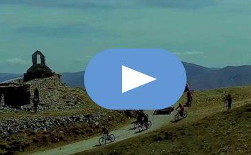 Jesús Calleja muestra en un vídeo un aperitivo del capítulo de Volando Voy en el Bierzo 9