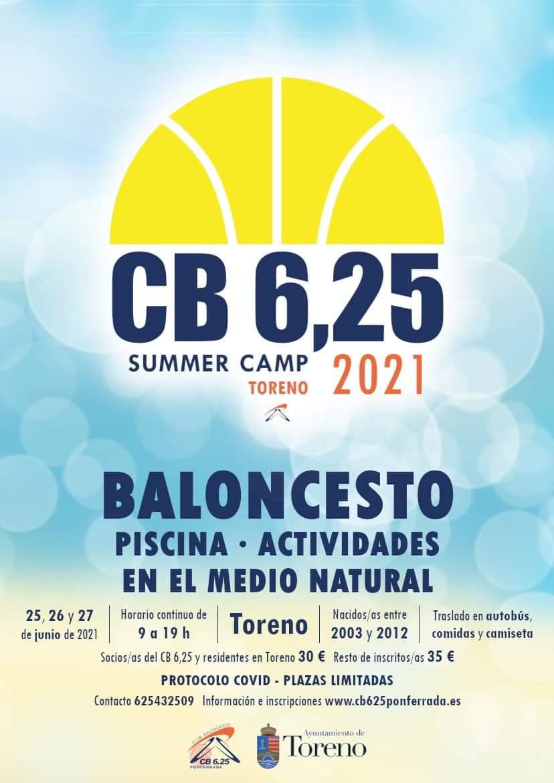 Campamentos y Campus de verano 2021 en Ponferrada y El Bierzo 13