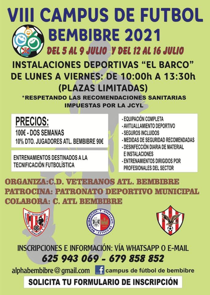 Campamentos y Campus de verano 2021 en Ponferrada y El Bierzo 9