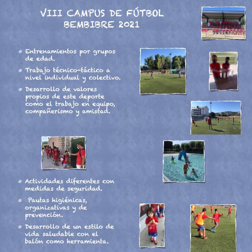 Campamentos y Campus de verano 2021 en Ponferrada y El Bierzo 10