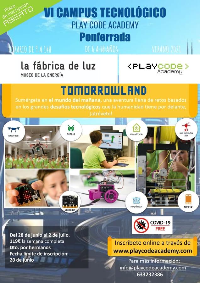 Campamentos y Campus de verano 2021 en Ponferrada y El Bierzo 12