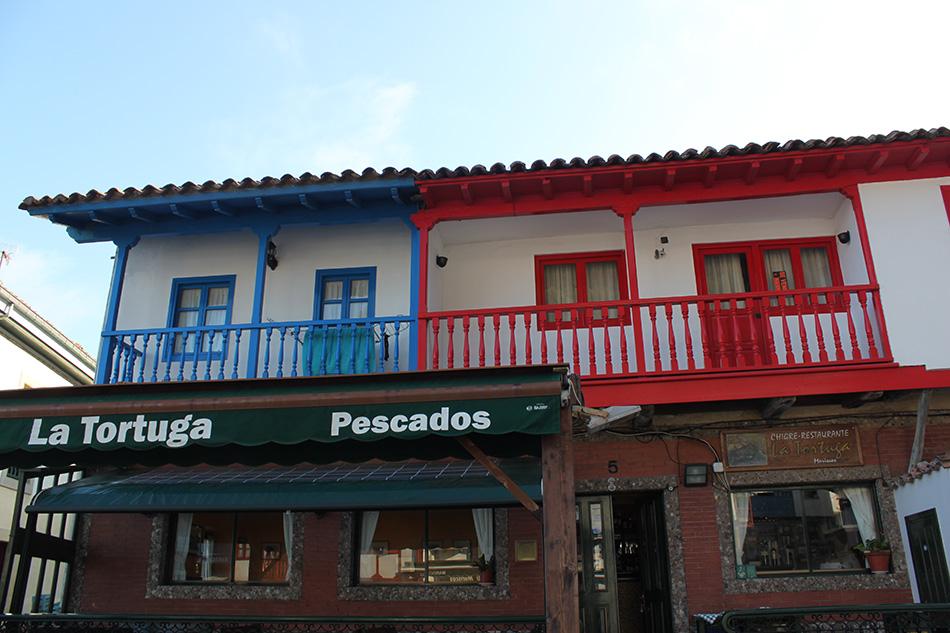Reseñas gastronómicas: Restaurante La Tortuga en Tazones 1
