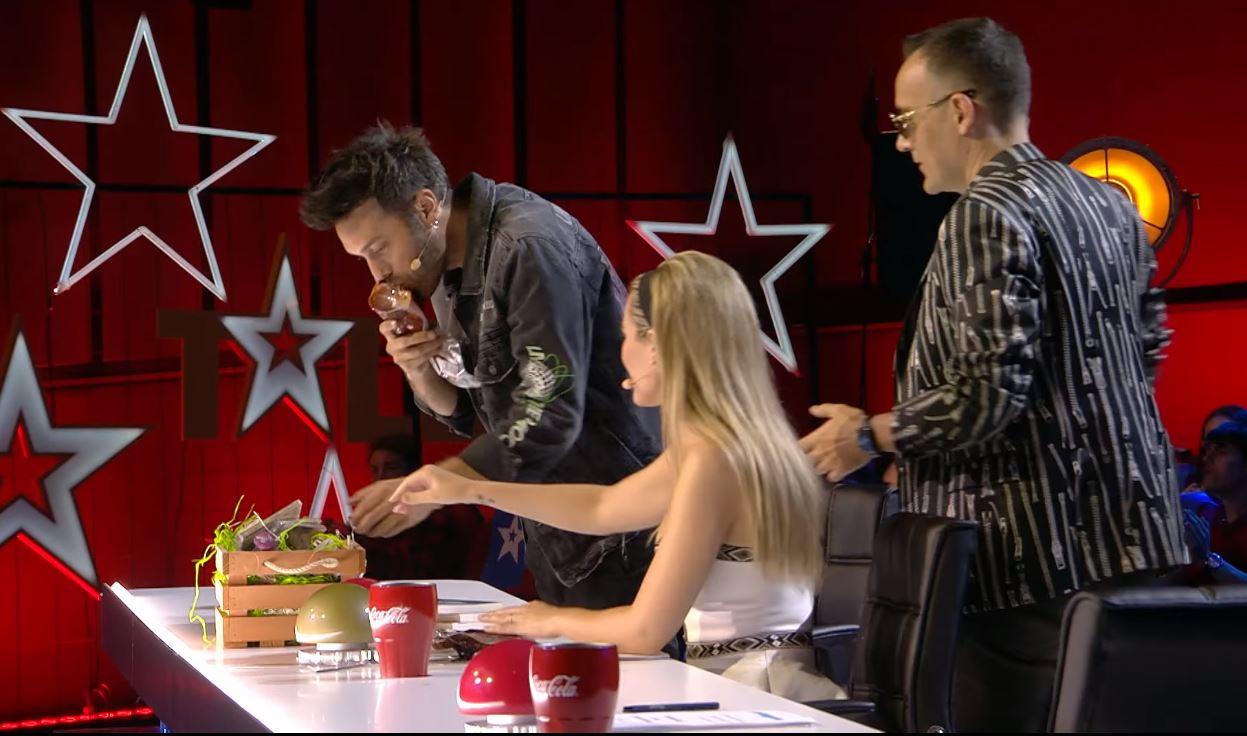 La Ronda de amigos del Bierzo sorprende en su paso por Got Talent 1