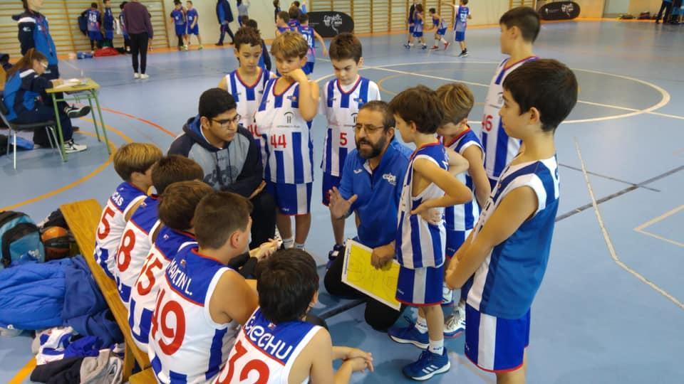 La Liga Primavera permitirá disfrutar de baloncesto a un total de 9 equipos benjamines y alevines 1