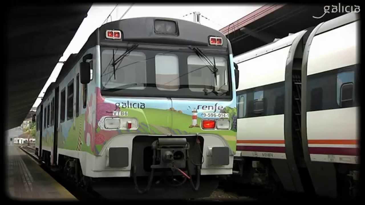 Con niños | Conocer Galicia en tren turístico 1