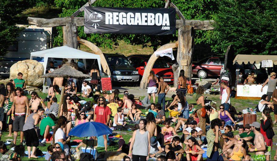 reggaeboa