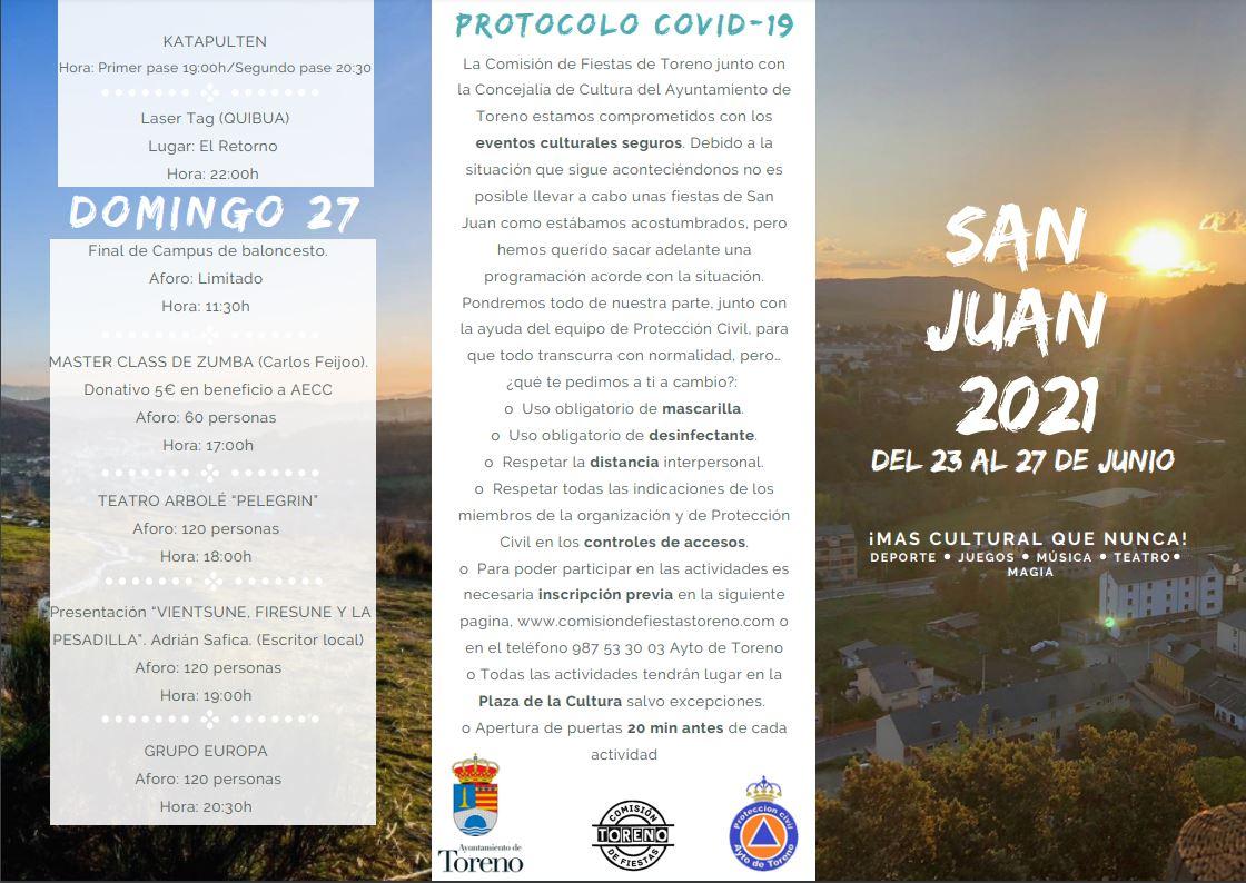 Qué puedes hacer la noche de San Juan 2021 en el Bierzo 4