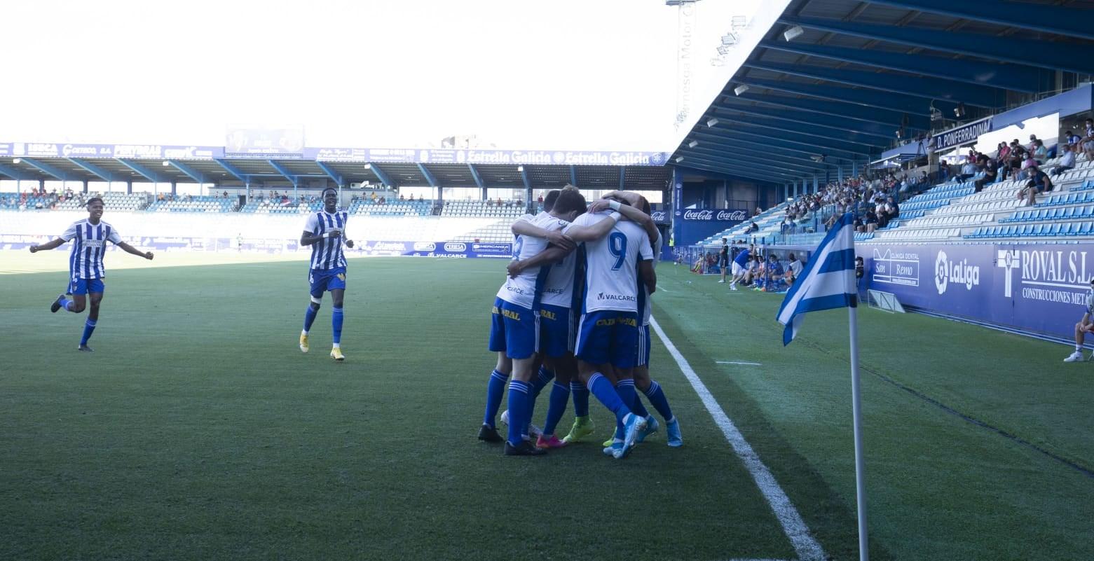 El Toralín abre de nuevo sus puertas este sábado para recibir al CD Ribert en el partido final de ascenso de la Ponferradina B a Tercera División RFEF 1