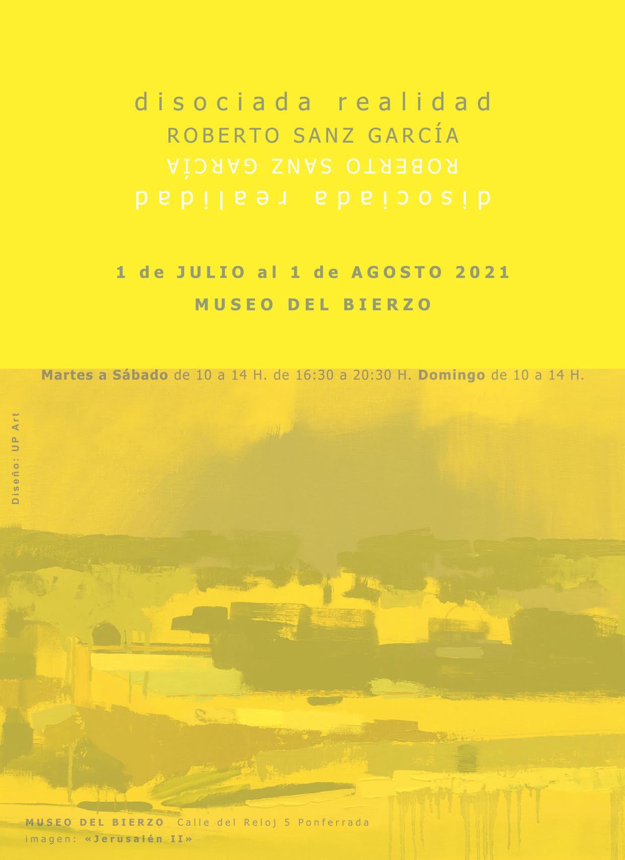 Exposición DISOCIADA REALIDAD Roberto Sanz Museo del Bierzo 1