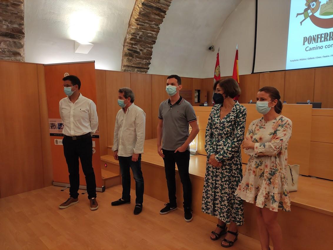 Ponferrada será... música, cultura, monumentos, turismo y más durante el verano de 2021 2