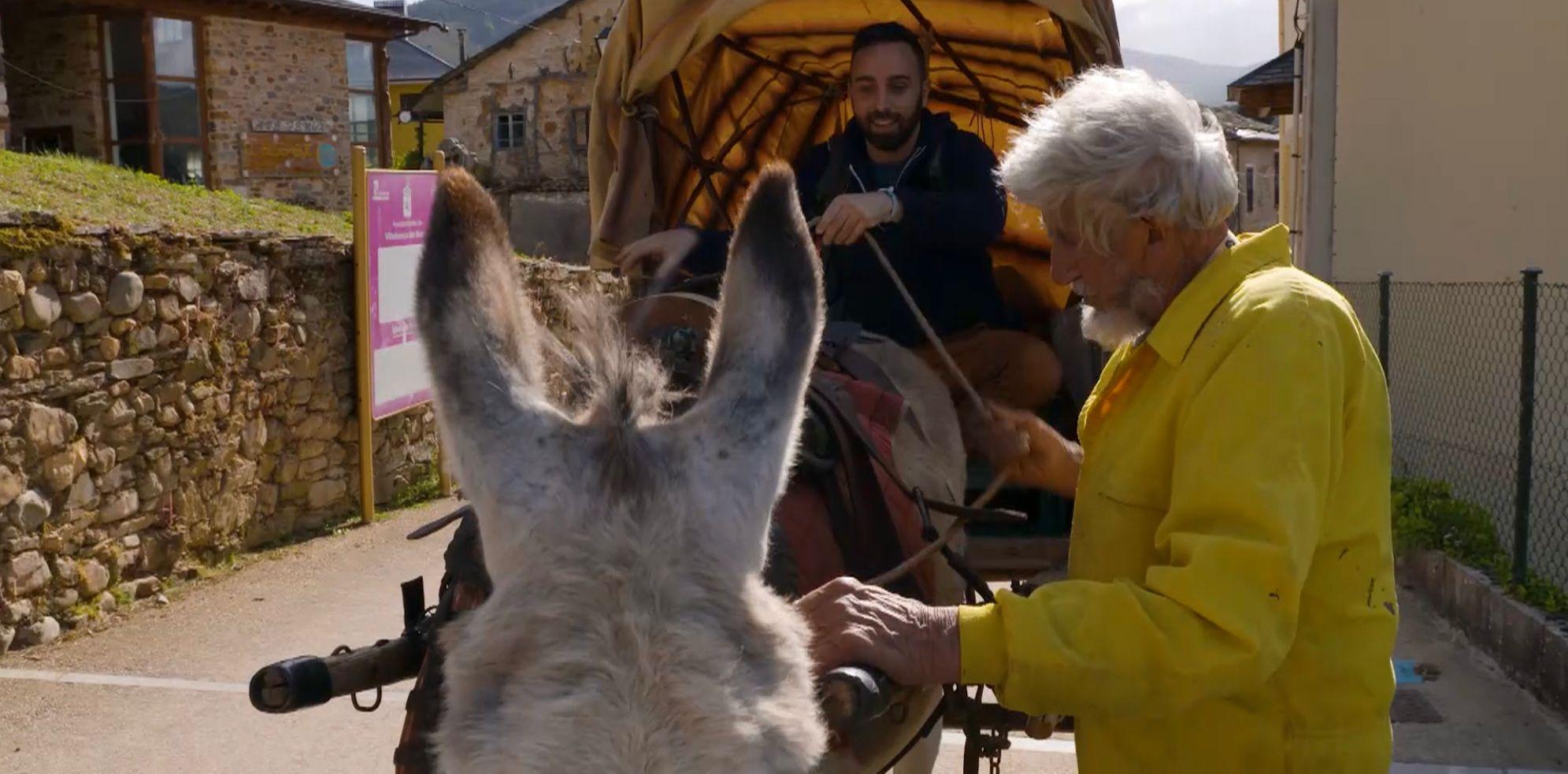 Viajeros Cuatro emite el viernes un programa dedicado al Camino de Santiago que arrancará en Villafranca del Bierzo 4