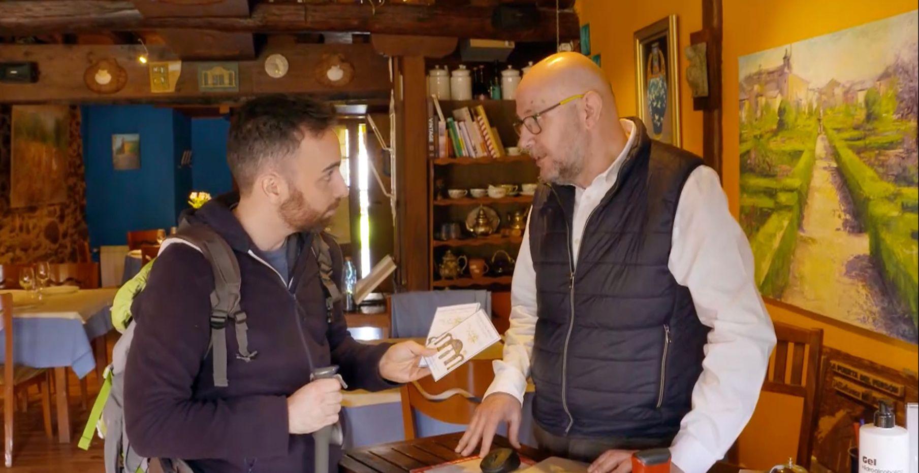 Viajeros Cuatro emite el viernes un programa dedicado al Camino de Santiago que arrancará en Villafranca del Bierzo 3