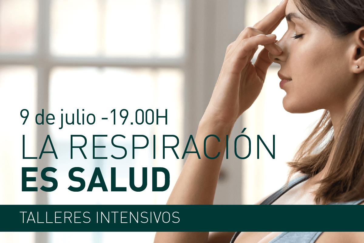 Clínica Barrientos organiza este viernes un taller intensivo de respiración 1